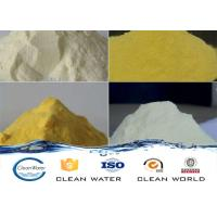 Quality white/light yellow/yellow powder polyaluminium chloride cas no 1327-41-9 for sale