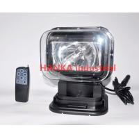 Quality 60w 360 Degree Offroad HID Searchlight ,  Xenon Rotating Marine Search Light for sale