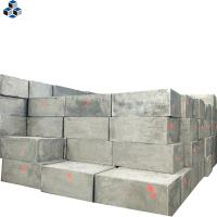 Quality High Electric Resistance Big Size Graphite Block with High Purification for sale