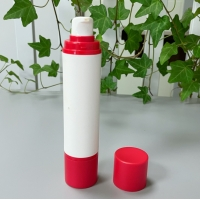 Quality Jl-Ab121 Double End Airless Bottle Double Head PP 10ml 15ml Cosmetic Bottles for sale