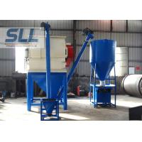 Buy Steel Tile Bonding Dry Mortar Mixer Machine With Packing Machine 1 - 5t/H Production at wholesale prices