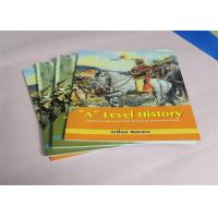 Quality Personal Precision Coloring Softcover Books Printing A4 B5 / Offset Book Printing for sale