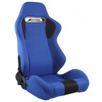 Buy Adjustable Universal Automobile Sport Racing Seats With Double Or Single Slider at wholesale prices
