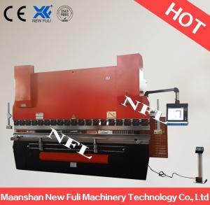 Quality 2014 new design NFL Press CNC press brake with DA41 or DA52 controller for sale