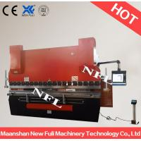 Quality simple to operate hydraulic press brake, automatic folding machine for sale
