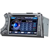 Quality Digital Toyota DVD Navigation System High Definition ST-833 for sale