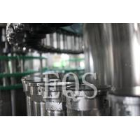 Quality 18000BPH 304 Stainless Steel Beer Bottle Filling Machine With Washer / Filler / Capper for sale
