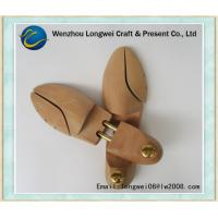 Buy cheap Shoe Stretching Aromatic Wooden Shoe Stretcher , Cedar Shoe Tree from wholesalers