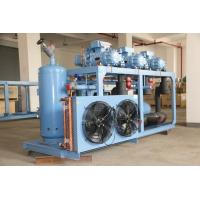 Quality Monoblock Industrial Refrigeration Unit Low Noise Logistics Storage Use for sale