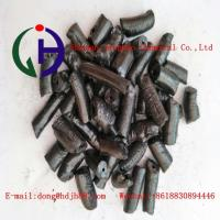 Quality National Standard Black Modified Coal Tar Pitch Flashing Point 204.4 Degree Centigrate for sale