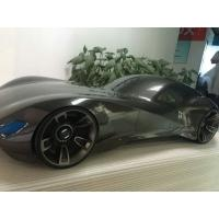 Quality High Precision Jaguar Automotive Prototyping With Nice - Looking Metallic Paint for sale