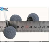 Buy Custom Fish Tanks Srone / Fish Aquarium Gravel Cylindrical / Round / Fat for at wholesale prices