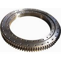 Quality Slewing Ring Bearins External Gear Single With Single Row Bear For Electricity Equipment for sale
