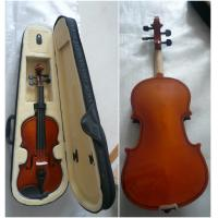 Buy Antique Half Size Student Classic Violin Handmade With Bow / Case at wholesale prices