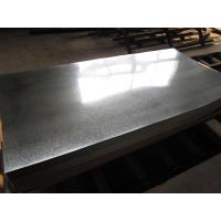 Quality Hot Dipped Steel Galvanized Sheet For Roofing for sale