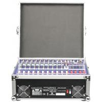 Buy High Power Dj Audio Mixer 550W*2 12Channels Mixing Console PM2000USB at wholesale prices