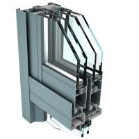 Quality 6061 T6 Aluminum Curtain Wall Profile for Industrial Buildings for sale