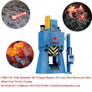 Quality C88K CNC Fully Hydarulic Die Forging Hammer/Drop Forging Hammer 16kJ-160kJ for sale