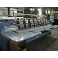 China Programmable Embroidery Machine For Home Business With LCD Screen on sale