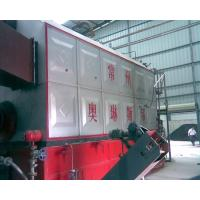 Quality Precision Multi Fuel Gas Oil Fired Water Steam Boiler / Oil Heating Boilers for sale