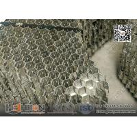 50mm depth 2.0mm Thickness Hexsteel Grid 310S