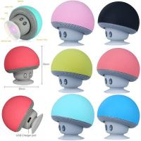 Buy Cute Mini Wireless Bluetooth Outdoor Speaker Maikou Mushroom Style Support Hand at wholesale prices