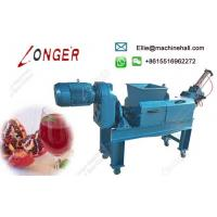 China Commercial Juice Maker Extractor Pomegranate Juice Making Machine on sale