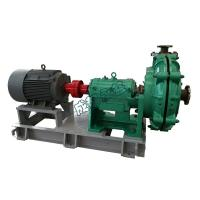 Quality Electric Cantilever Centrifugal Slurry Pump Single Suction High Wear Resistance for sale