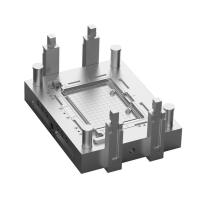 Quality ABS PC Precision Injection Mould 1000000 Max Shot Time ODM OEM Service for sale