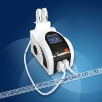 Quality RF IPL For Hair Removal / Skin Rejuvenation With Two Handles Beauty Equipment for sale