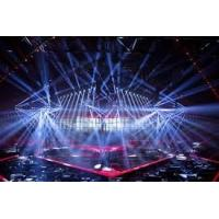 Buy 6082 Aluminum Moving Stage 18mm PVC glass For event on water at wholesale prices