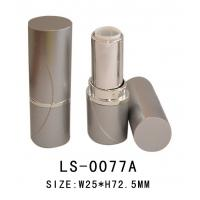 Buy cheap Plastic Lipstick Tube LS-0077A from wholesalers