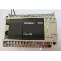 Buy cheap FX3G - 40MR / ES - A 40 Points Mitsubishi Programmable Logic Controller 100 - 240 VAC  from wholesalers