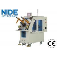 Buy Generator motor automatic stator coil inserting machine Single working station at wholesale prices