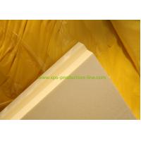 Quality 350 Kpa, 2400 X 1200MM, Extruded Styrofoam Sheets , Structural Insulated Panels for sale