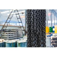 China G80 Grade Load Steel Lifting High Performance Chain CE / ISO Certification for sale