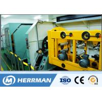 Quality High Speed Ribbon Fiber Optic Cable Production Line With Four / Six / Twelve Fibers for sale