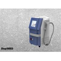 Quality Diode Laser Hair Removal Machine Permanent , Portable Face Rejuvenation Machine for sale