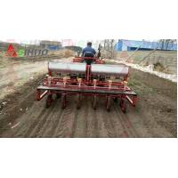 Quality 2018 New vegetable planter for Fertilizing, leveling, trenching, seeding and repressing for sale