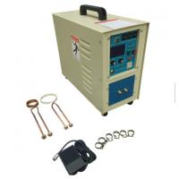Buy cheap Diamond Saw Blade Induction Heater Brazing Machine 25KW High Frequency 200-1200A from wholesalers