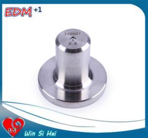 Quality Fanuc Wire Cut EDM Wear Parts Upper Diamond Set Guide EDM Parts F125 for sale