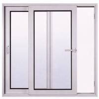Quality Bending Silvery Profile Aluminum Extrusions / Kitchen Sliding Door Aluminum Structural Extrusions for sale