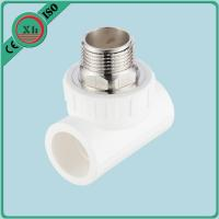 Quality OEM / ODM PPR Female Threaded Tee Polypropylene Thread Ppr Male Tee for sale