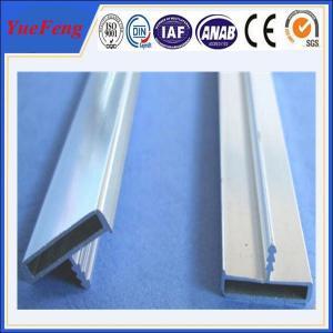 Quality aluminium alloy frame manufacturer/supplier,6061/6063 aluminium louvre frame/machine frame for sale
