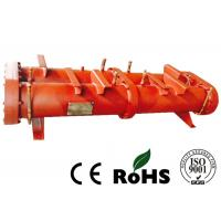 Quality Single Circuit Sea Water Condenser , Tube Shell Heat Exchanger R22 Refrigerant for sale