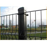 Quality Welded Bending Fence 3d Curved Welded Wire Mesh Panel Fence for sale
