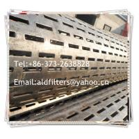 Quality various type slot screen pipes for sale
