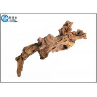 Quality Polyresin Mangrove Driftwood Resin Aquarium Decorations For Home Decorating for sale