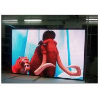Quality 4m x 3m Outside Sport LED Display , IP65 Moving Message Text TV LED Full HD for sale