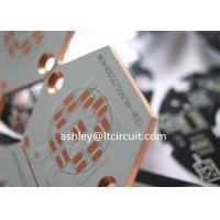 Quality LED Lighting Copper Based PCB with Counter Bore Mounting Hole for sale